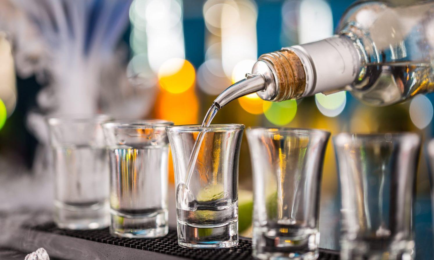 Алкогольные напитки | Семейное кафе «МишЛен» в Краснодаре